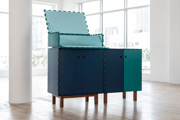 Tangara Collection, Double Chest