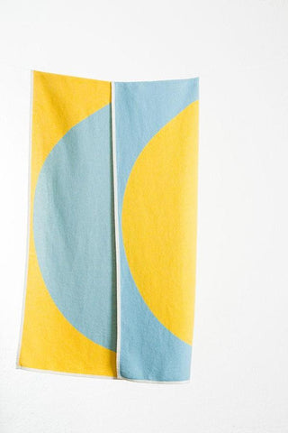 Ginza Cotton Blanket / Throw by Michele Rondelli