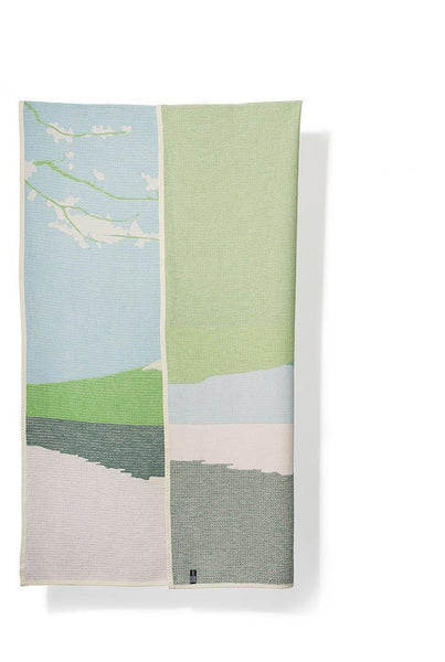Honshu Cotton Blanket / Throw by Sophie Probst