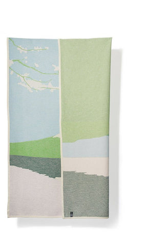 Honshu Blanket / Throw by Sophie Probst