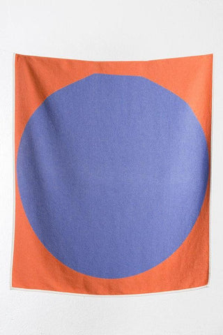 Shibuya Blanket / Throw by Michele Rondelli