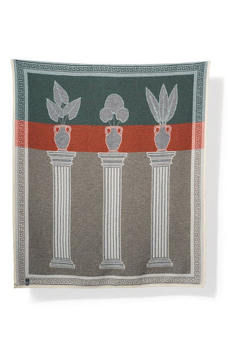 Sparta Blanket / Throw by Sophie Probst