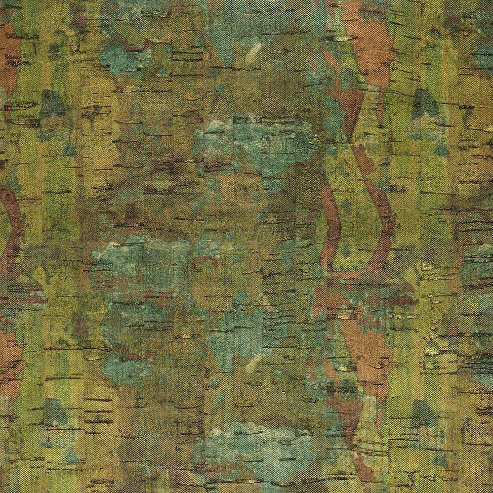 Black and White Spiral Dish