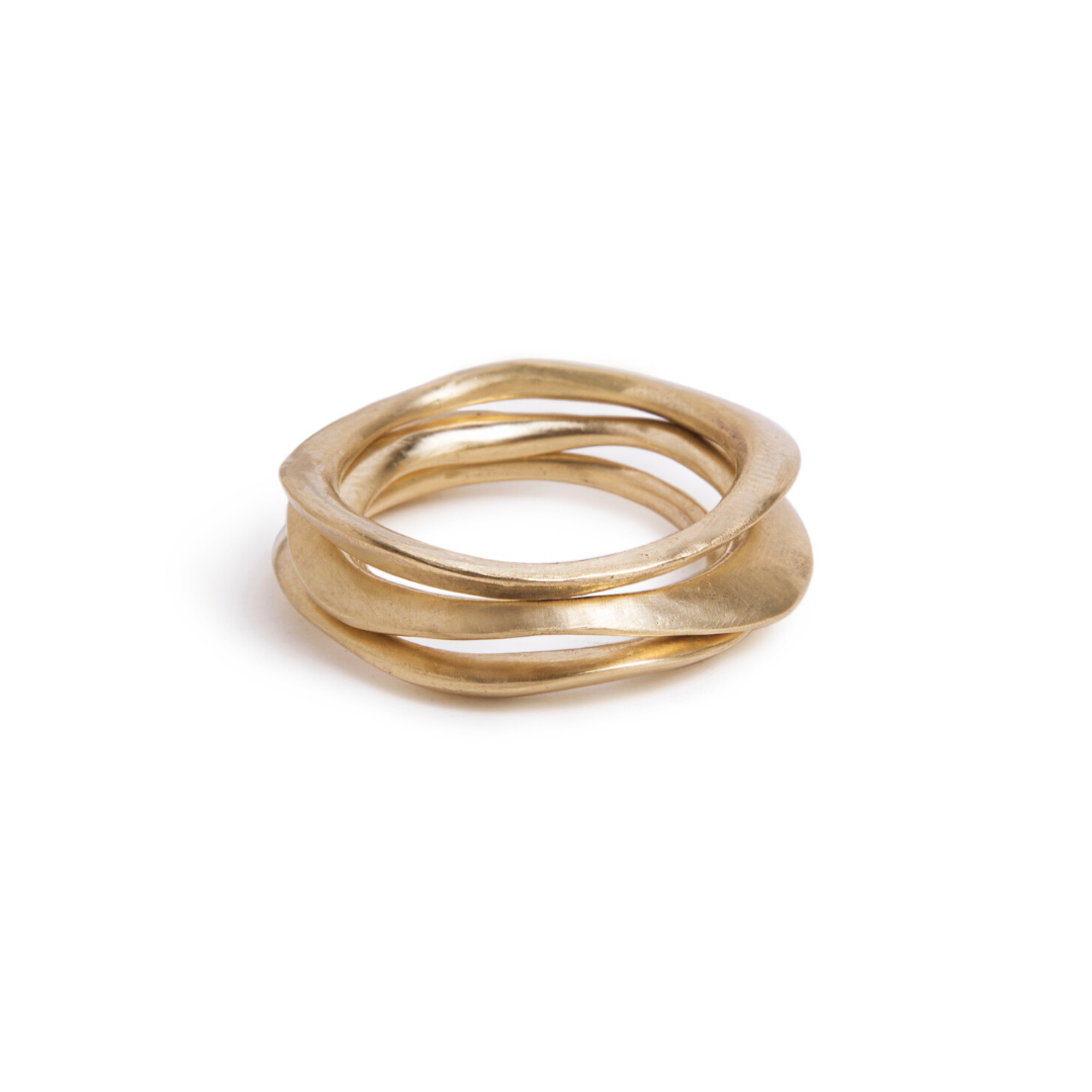 curves ring (multiple colours)
