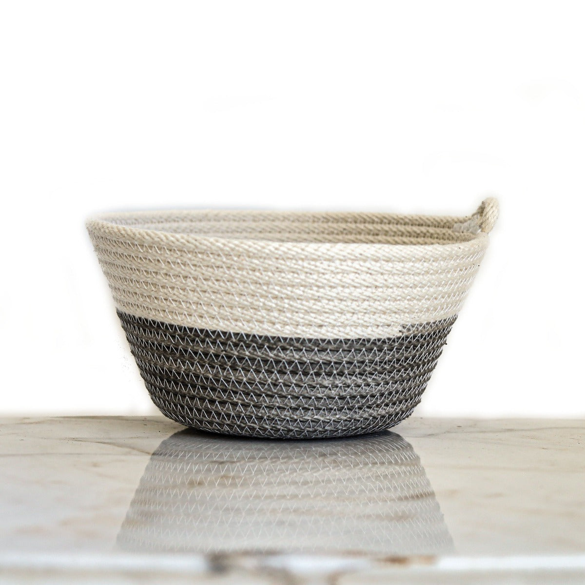 rope bowl: medium (multiple colours)