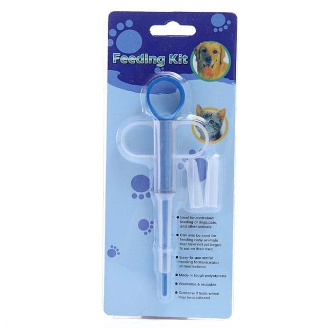 Feeding Kit Pet Medicine Feeder