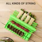 Multifunctional Barbecue String Artifact Wear Food Meat String Device Skewer For Beef Pork Maker BBQ Tools Accessories Newly