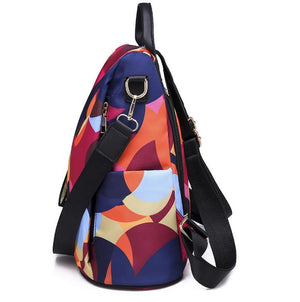 Oxford Cloth Backpack