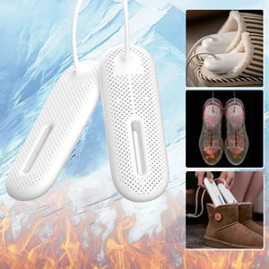 Drying Shoes Dry Shoes Deodorizing Sterilization Household Winter Warm Shoes 360 all-round Heating Pure Physical Sterilization