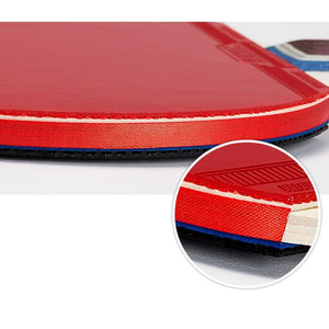 2 Pieces/Set Table Tennis Rackets Ping Pong Paddle