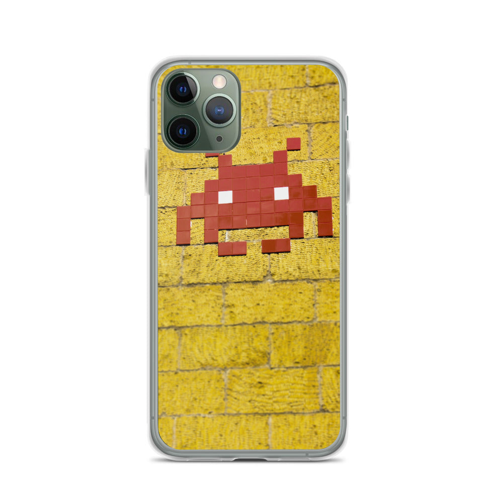 Retro Arcade game iPhone Case