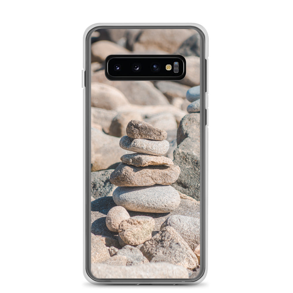 Stack of stones Samsung Case