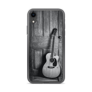 iPhone Case guitar door