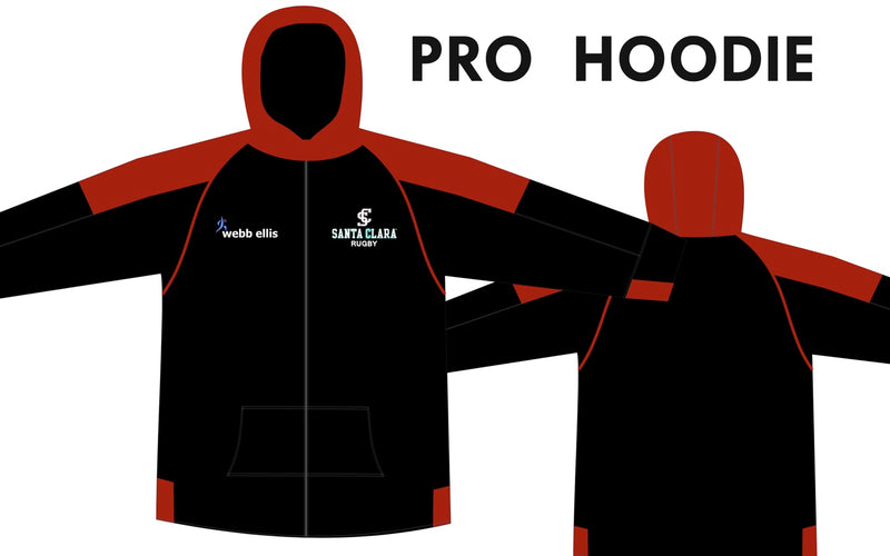 Pro Hoodie (SCUTS Rugby)