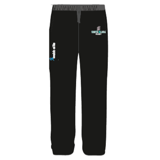 Stadium Pants - Black (SCUTS Rugby)