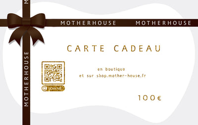 Carte Cadeau Motherhouse