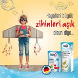 Eurho Vital Besin Takviyeleri EuRho Vital Omega-3 Fish Oil Soft Chews for Kids Çiğnenebilir 30 Kapsül