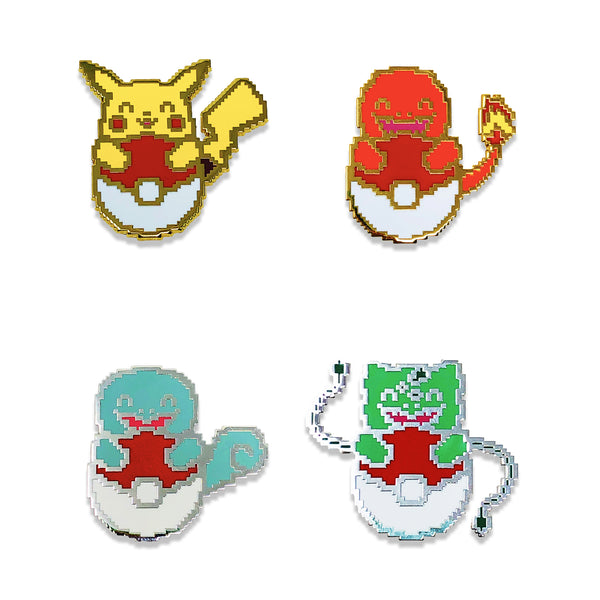 Pokemon Special Edition Pin Collection