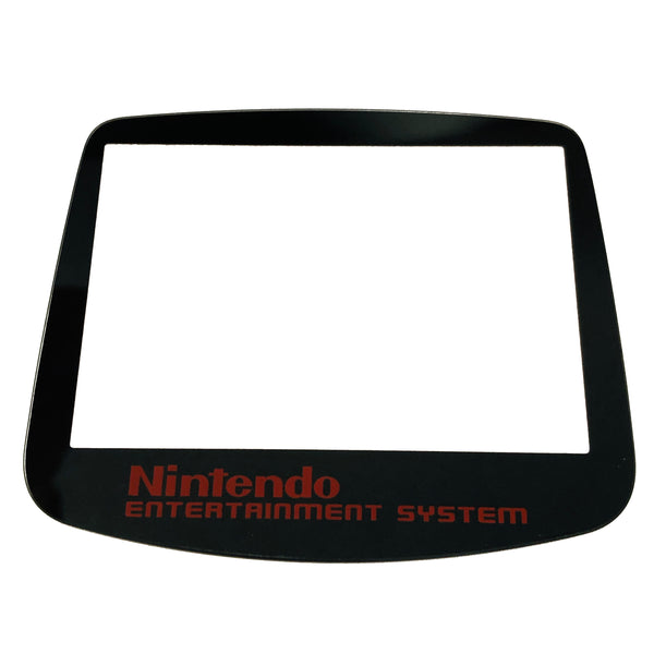 Game Boy Advance NES IPS Backlight Glass Screen Lens