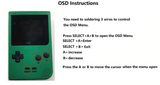 Game Boy Pocket OSD Backlight Mod Kit