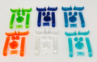 Game Boy Advance Replacement Buttons (Clear)