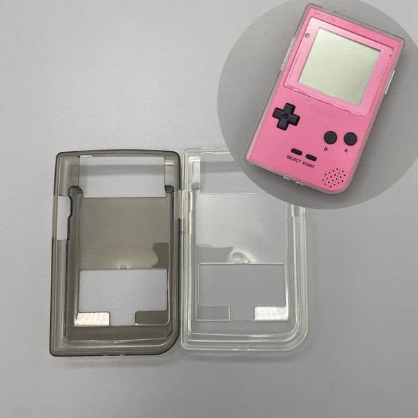 GBP Game Boy Pocket TPU Protective Soft Plastic Case