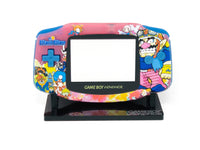 FunnyPlaying Game Boy Advance IPS Ready UV Printed Shell Wario