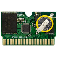 GBA 32MB, 1Mbit Flash Save with RTC, Flash Cart (Works with Pokemon games)