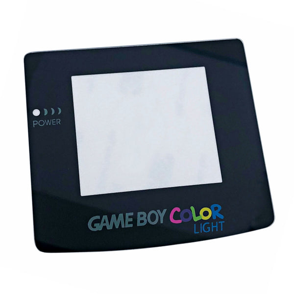 Game Boy Color Light Backlight Screen Lens [Black]