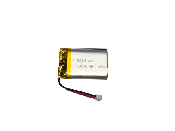 Game Boy Micro 750mAh High Capacity Replacement Battery by Makho