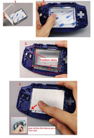 Funnyplaying GBA IPS v2 Game Boy Advance Backlight Mod