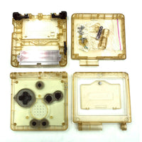 Nintendo Game Boy Advance SP Clear Housing/Shell