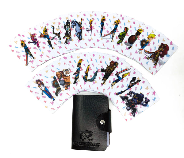 Complete 24 Pieces Zelda with Storage Book Amiibo NFC Cards - BOTW