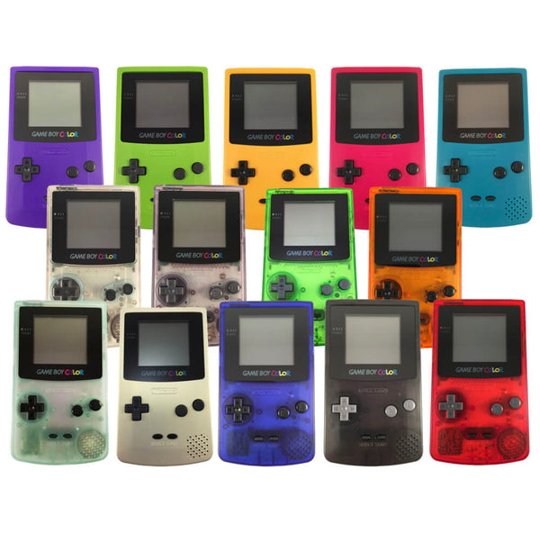 Nintendo Game Boy Color Replacement Housing/Shells