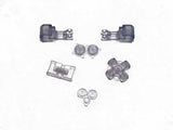 Game Boy Advance SP New Clear Button Sets