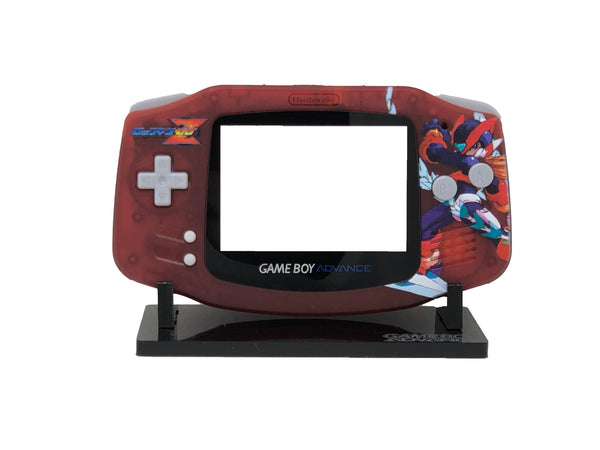 FunnyPlaying Game Boy Advance IPS Ready UV Printed Shell Mega Man Zero