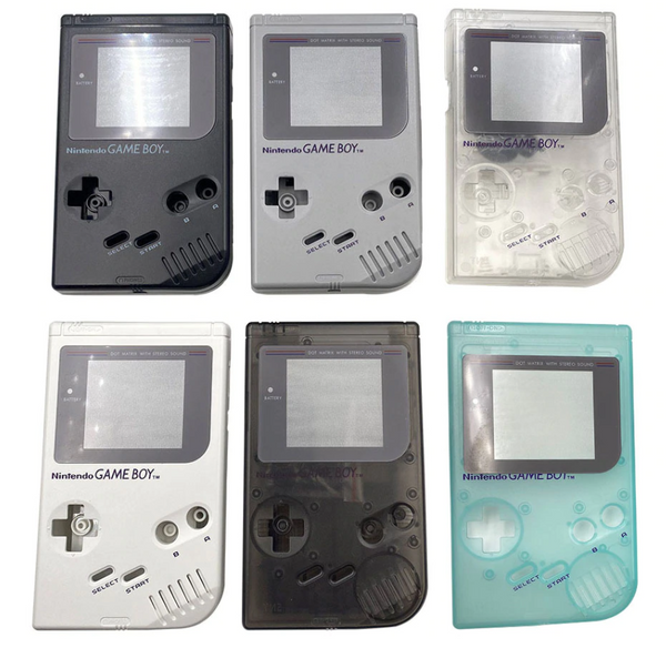 Game Boy DMG Original New Shells [Factory A]