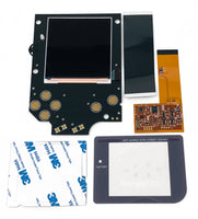 FunnyPlaying™ Game Boy DMG Retro Pixel IPS Backlight LCD Kit