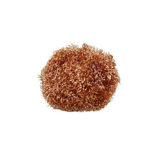 New Welding Soldering Solder Iron Tip Cleaner Cleaning Steel Wire Sponge Ball