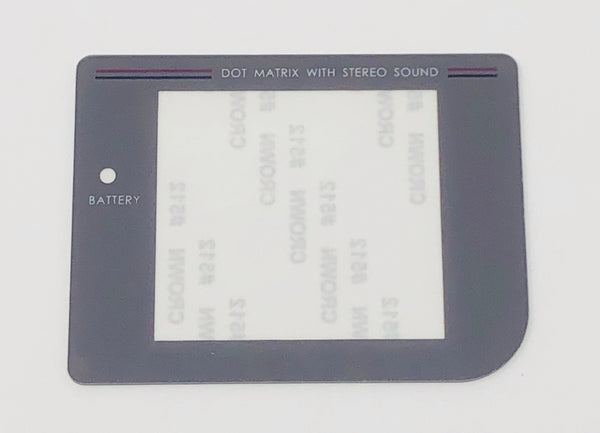 Nintendo Original DMG-01 Screen Lens Replacement