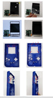 Game Boy DMG-01 Backlight IPS LCD Screen Mod Kit v2 RIPS
