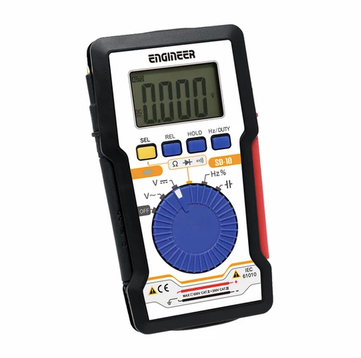 Engineer SD-10 Digital Multimeter
