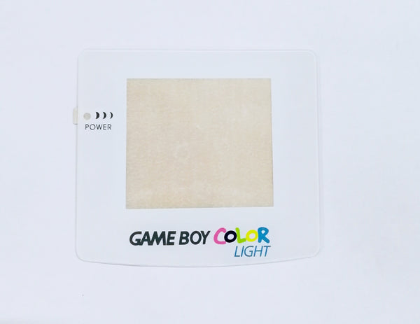 Game Boy Color Light Backlight Screen Lens [White]