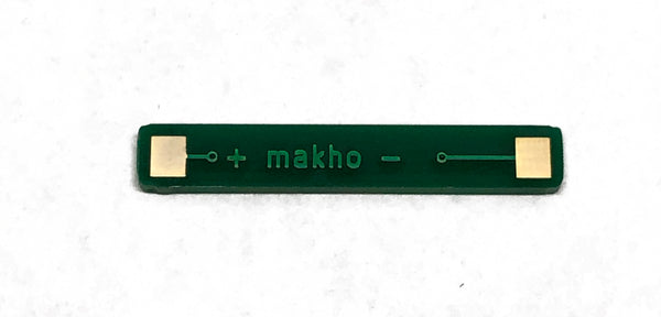 GBA SP Game Boy Advance SP Rechargeable Battery Mod PCB Board By Makho