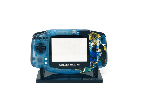 FunnyPlaying Game Boy Advance IPS Ready UV Printed Shell Zelda BotW