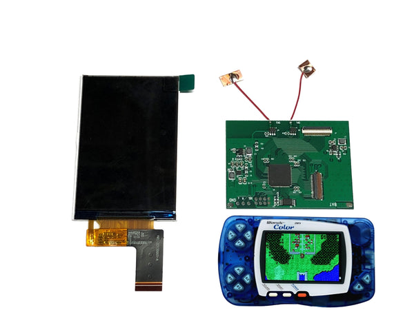 WonderSwan Color IPS Backlight Kit