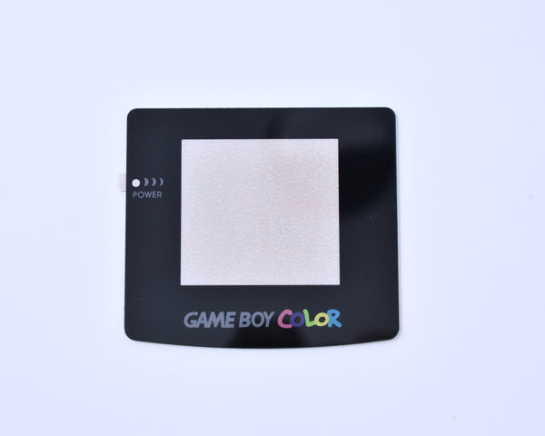 Game Boy Color Backlight Screen Lens [Black]