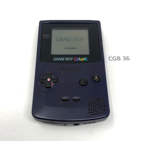 CGB 36 Game Boy Color CGB-001 Used