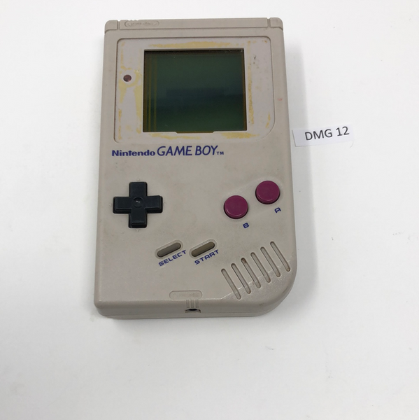 DMG 12 Game Boy Original DMG-01 Used