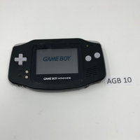 AGB 10 Game Boy Advance AGB-001 Used